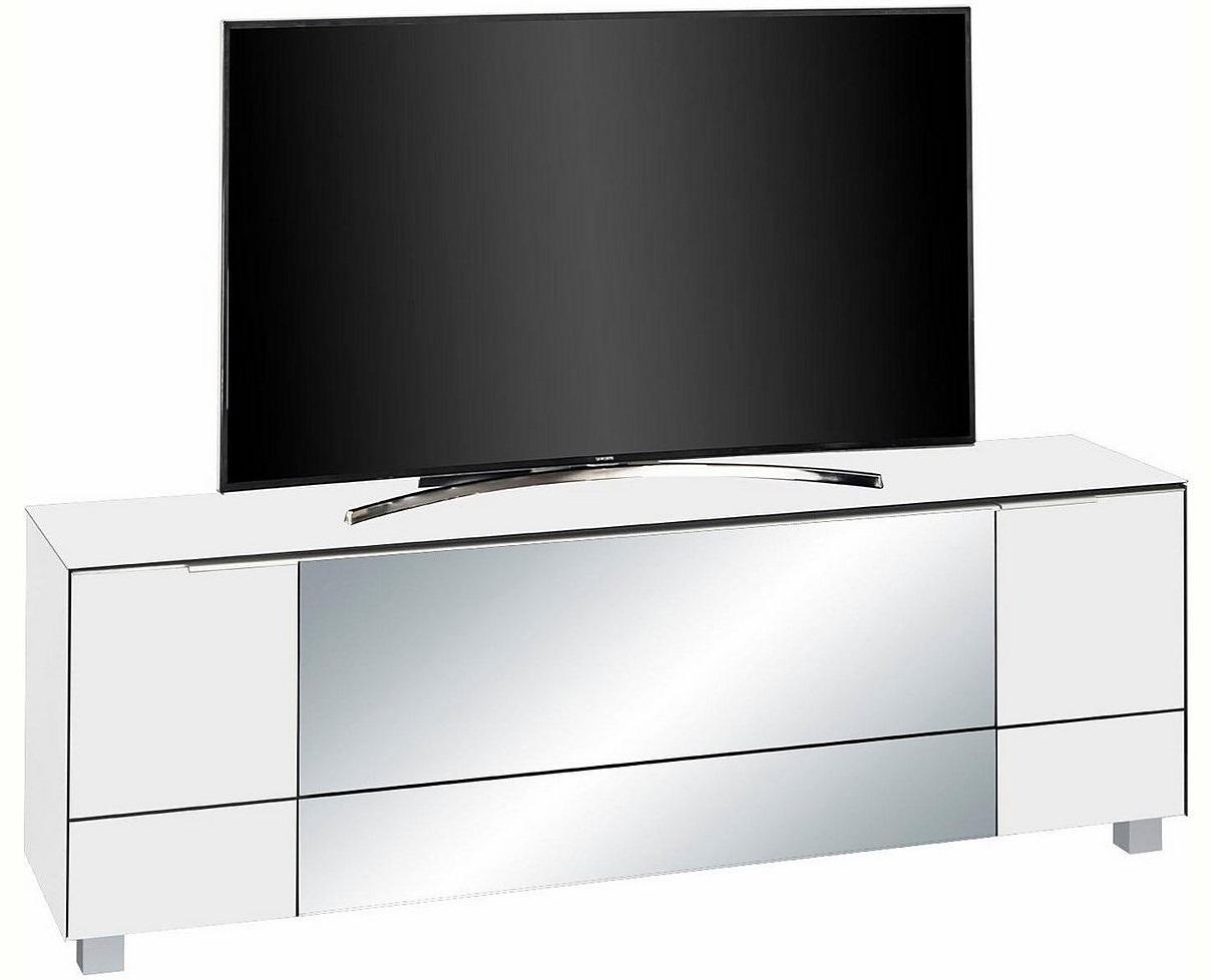 Tv Meubel Modi 180 cm breed - Wit