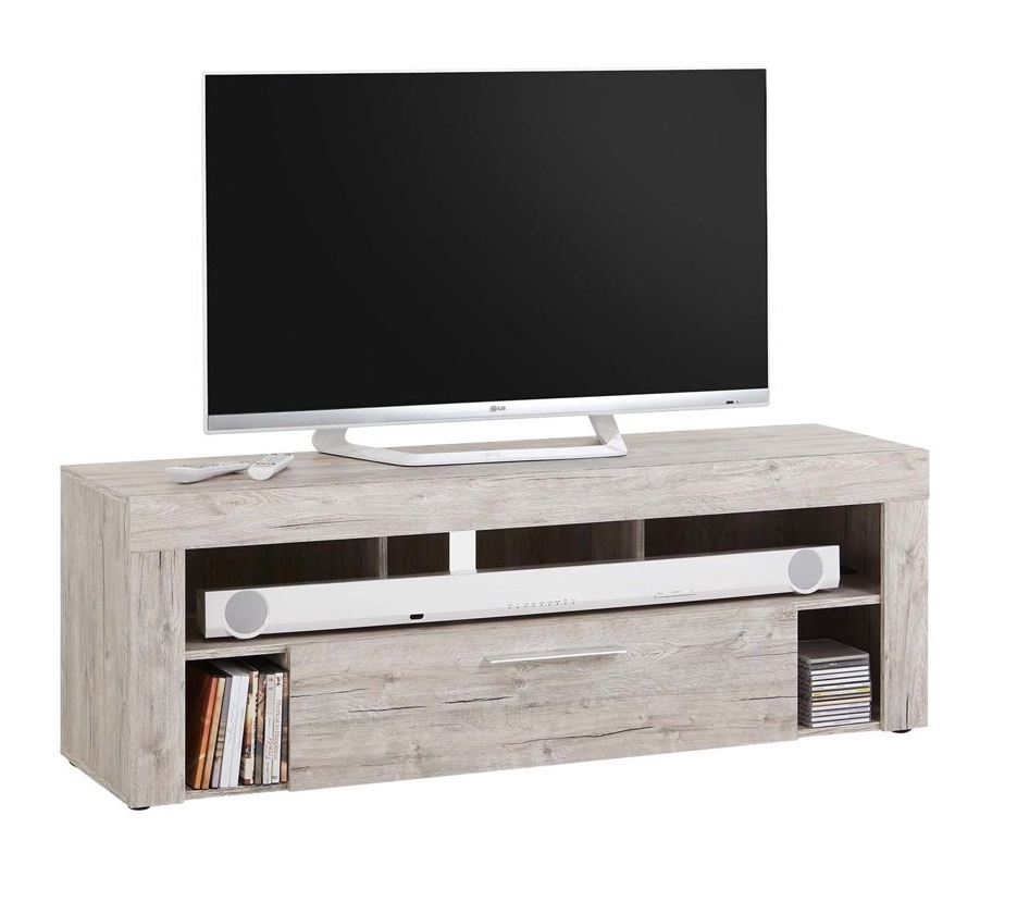 TV Meubel Raymond 150 cm breed – Zand eiken