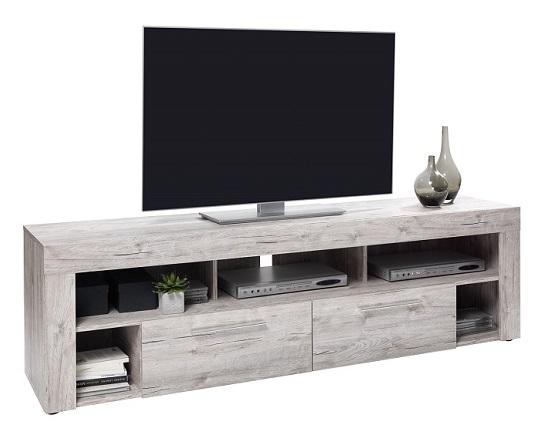 TV Meubel Raymond 180 cm breed – Zand eiken