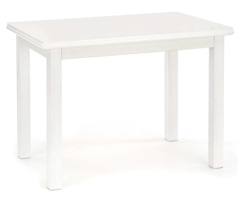 Home Style kopen? Scoor Uitschuifbare eettafel Dinner 120 tot 158 cm breed in wit voor Eetkamer>Eettafels>Eettafels met het meeste voordeel