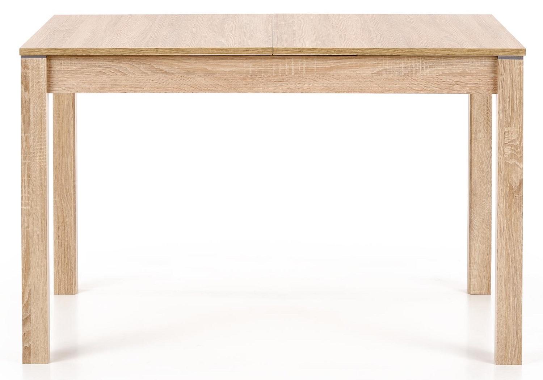 Home Style kopen? Scoor Uitschuifbare eettafel Maurycy 118 tot 158 cm breed in sonoma eiken voor Eetkamer>Eettafels>Eettafels met het meeste voordeel