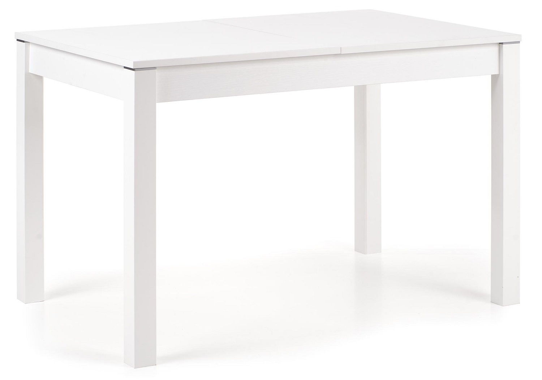 Home Style kopen? Scoor Uitschuifbare eettafel Maurycy 118 tot 158 cm breed in wit voor Eetkamer>Eettafels>Eettafels met het meeste voordeel