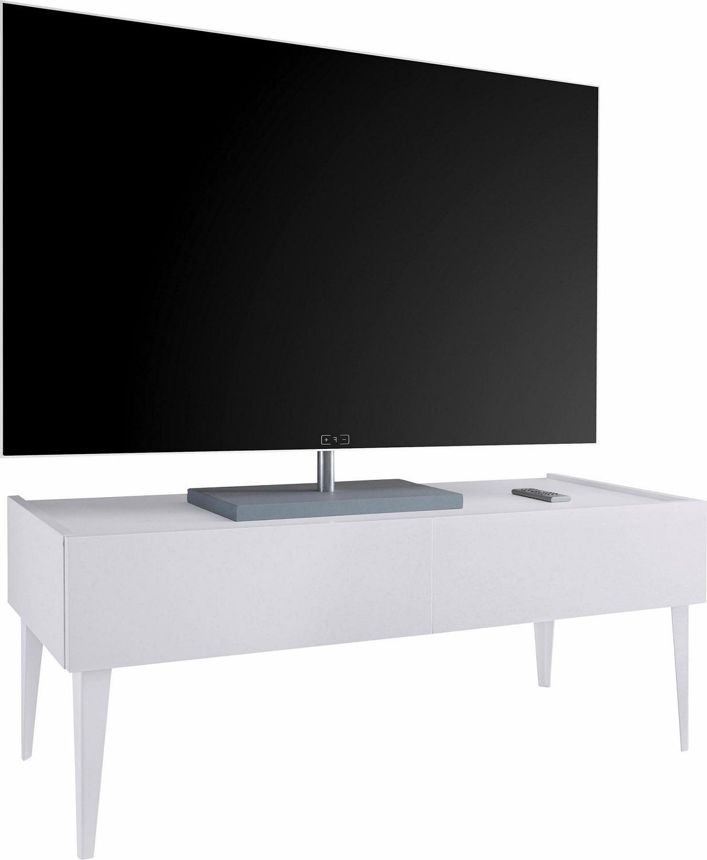 Tv meubel Vespa Medium - Mat wit