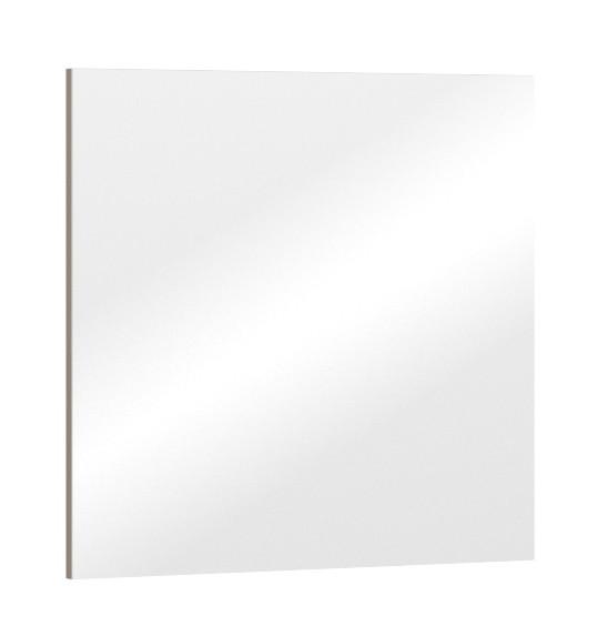 Wandspiegel Calvi small Grijs - 64x60x3 cm