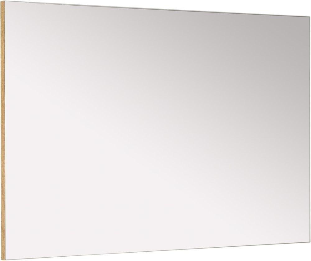 Wandspiegel Castera 94 cm breed - Eiken