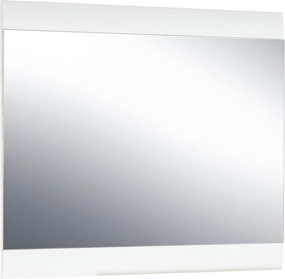Wandspiegel Malou 87 cm breed - wit