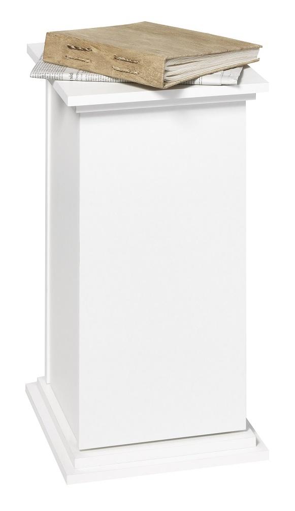 Zuil Essex 58 cm hoog - Wit