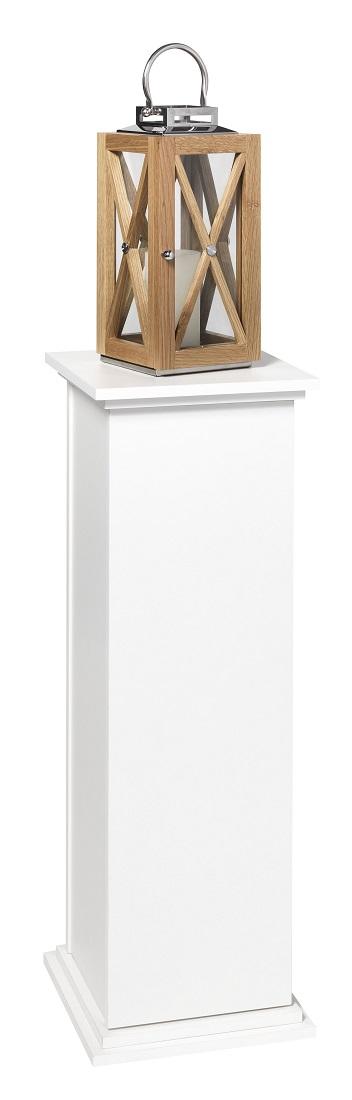 Zuil Essex 89 cm hoog - Wit